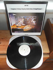 """Milo Fine """"Frequency Etchings"""" LP FUSETRON USA 1999"""