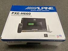 ALPINE PXE-H660