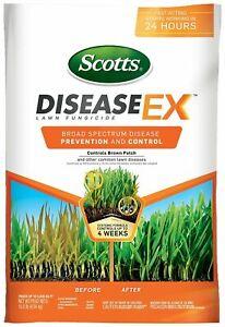 3 (10lb Bags) Scotts DiseaseEx Lawn Fungicide Lawn Disease Prevention