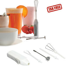 Stick Blender Food Handheld Mini Mix Cordless Small Electric Mixer Immersion New