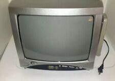 "Durabrand TV 13"" CRT  DWT1304 with Remote Control Retro Television"