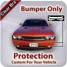 Bumper Only Clear Bra for Toyota Yaris 3 Door Base 2007-2009