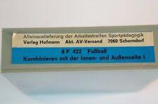 Super 8 Film S8 mm Fußball  FWU Lehrer Sportunterricht Sport 70er 422
