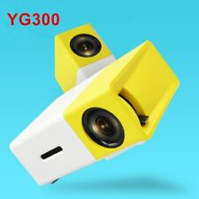 YG300 Mini LED Pocket Projector Home Theater Cinema Full HD 1080P USB HDMI