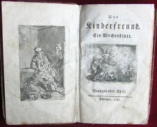 Der Kinderfreund. Ein Wochenblatt. Neunzehnter Theil; 1780