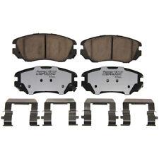 Disc Brake Pad Set-Brake Pads Perfect Stop PC1421