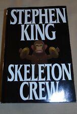 Skeleton Crew Stephen King Hardcover 1985