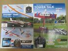 Tower Hobbies Tower Talk - 2018 - Two Issues - USED -