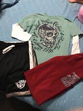 Lot Of Boys Size 8 Gap Aeropostale Ps Clothing Pants Longsleeve Shirt Shorts