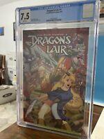 Don Bluth's Dragon's Lair #1Crossgen Comics 2003 - CGC 7.5 In New Case