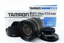 N.MINT Tamron SP A016 17-50mm f/2.8 LD Di II XR Aspherical for Sony From JAPAN