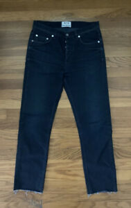acne studios town jeans