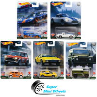 Hot Wheels Premium 2021 Car Culture A Case British Horse Power 5 Cars [In-Stock]