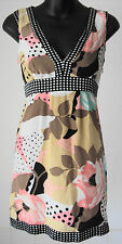 Lipsy - Pure Silk - Short Party Dress ~size 10