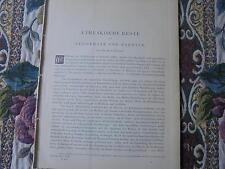 1888 Mitteilungen ...33 /  Etrusker Steiermark Kärnten... 28 Seiten