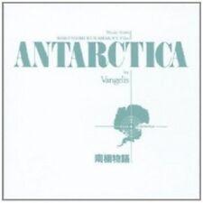 OST/VANGELIS - ANTARCTICA  CD  8 TRACKS INSTRUMENTAL SOUNDTRACK  NEW!