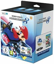 Mario Kart 8 Limited Edition w/ Blue Shell [Nintendo Wii U, PAL Region Lock] NEW