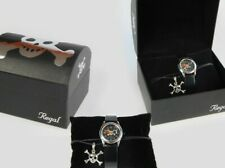 Child's Watch Cool Boy's Watch Pirate Chain Watch New Battery Enclosed #124