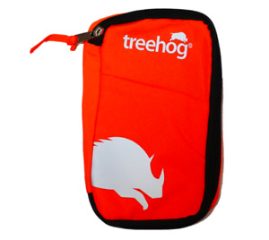 Treehog TH4100 Personal Pouch With Pockets Kit Bag Orange