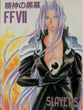 "New listing Final Fantasy Vii 7 Doujinshi ""Slayers"""
