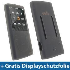 Klar Silikon Hülle Tasche Etui Case Skin für Sony Walkman NWZ E463 E464