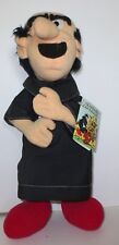 "Vintage Gargamel 16"" Plush Stuffed Toy 1982 Wallace Berrie Smurfs NWT"