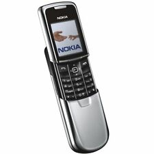 BRAND NEW NOKIA 8800 SIM FREE PHONE - BLUETOOTH - CAMERA - FM RADIO