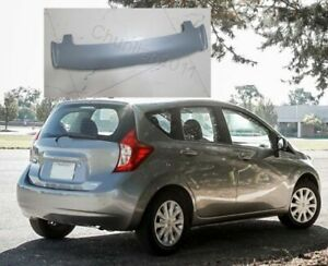 Factory Style Spoiler Wing ABS for 2014-2020 Nissan Versa Note Hatchback B Tiida