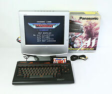 """Panasonic MSX 2 FS-A1 Personal Computer Boxed """"Excellent ++"""" Tested Japan!!!"""