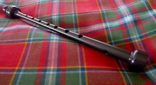 Plastic Bagpipe Pipe Chanter of Hardie, B Flat Version