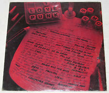 Philippines I LOVE PUNK Gary Newman, Slash LP Record