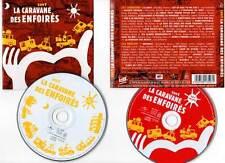 """LES RESTOS DU COEUR """"La Caravane Des Enfoirés"""" (2 CD) 2007"""