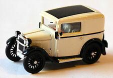 Dixi 3/15 Furgoneta Delivery Van 1927-29 blanco white 1:87 Brekina