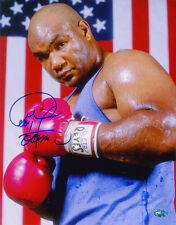 George Foreman SIGNED 11x14 Photo Boxing Champion PSA/DNA AUTOGRAPHED