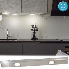 Design Lumiere Integre Argent Meuble Eclairage Cuisines Armoire Rampe