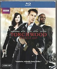 Movie Blu-Ray Disc TORCHWOOD MIRACLE DAY Mini Series Pre-Owned w/ Case