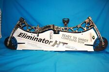 Mossy Oak Eliminator HT Compound Bow (RH, Shoots 310+ FPS) - Martin Archery