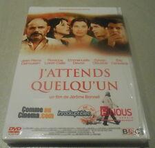 DVD / J'ATTENDS QUELQU'UN avec JEAN PIERRE DARROUSSIN.EMMANUELEE DEVOS Com neuf