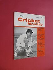 PLAYFAIR CRICKET MONTHLY. MAY 1967. ILLUSTRATED MAGAZINE.