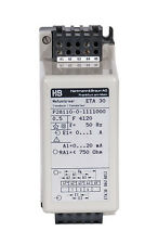 H & B ETA 30 p28110-0-1111000 Hartmann & Braun meßumformer
