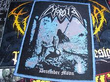RaR Morbid Woven Black Metal Patch Dead Mayhem