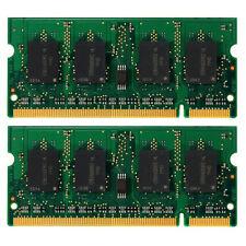 2x 512MB = 1GB RAM Memory DELL Inspiron 1300 1501 6000 9300 9400 630M B120 B130