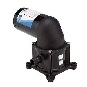 Jabsco Shower & Bilge Pump - 3.4GPM - 24V  37202-2024