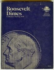 Whitman Roosevelt Dime Collection starting 1946 - #9029