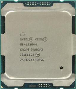 INTEL Xeon E5-1620 v4 Quad Core 3.5GHz LGA 2011-3 Processor SR2P6 E5-1620v4