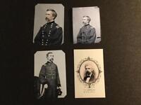 Joshua Lawrence Chamberlain tintype set C1900RP