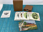 SOUTHERN PACIFIC LINES RAILROAD Playing Cards VINTAGE, Historic Landmark Photos