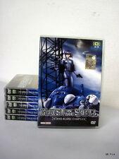 Ghost In The Shell Stand Alone Complex 6 Serie Completa DVD Panini Video Usati