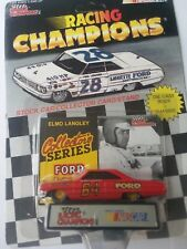 Racing Champions Legend Elmo Langley Mint in Package 1/64
