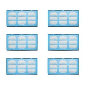 6x FilterLogic Filter Cartridges Compatible w/ Petmate For Cat/Dog Mate Fountain
